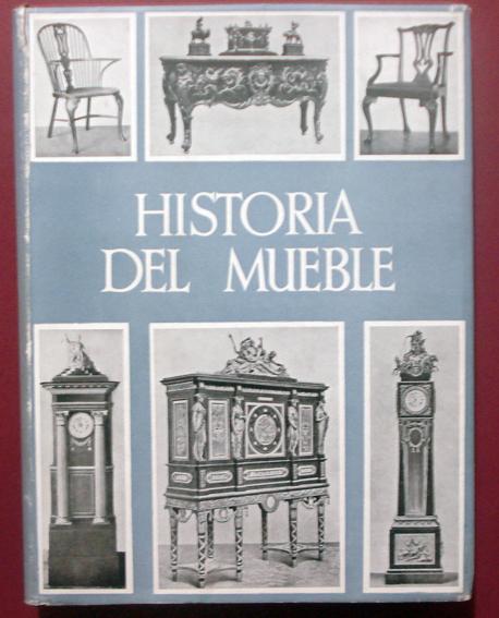 historia del mueble libro antiguo tenerife